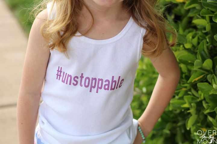 Unstoppable Shirt Idea