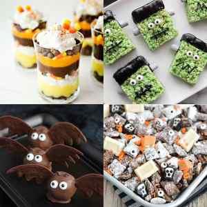 30+ Halloween Treat Ideas
