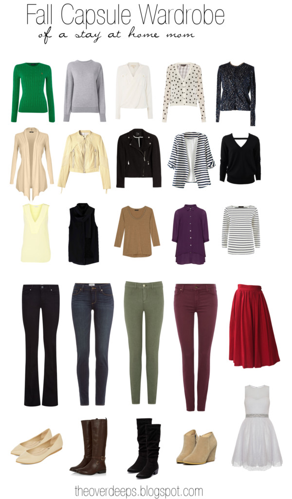 398956a3086de Fall Capsule Wardrobe of a Stay at Home Mom.