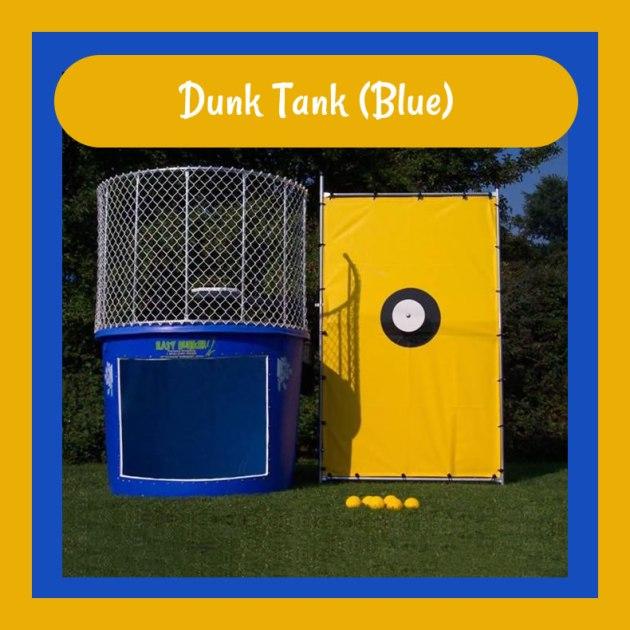 Dunk Tank (Blue)