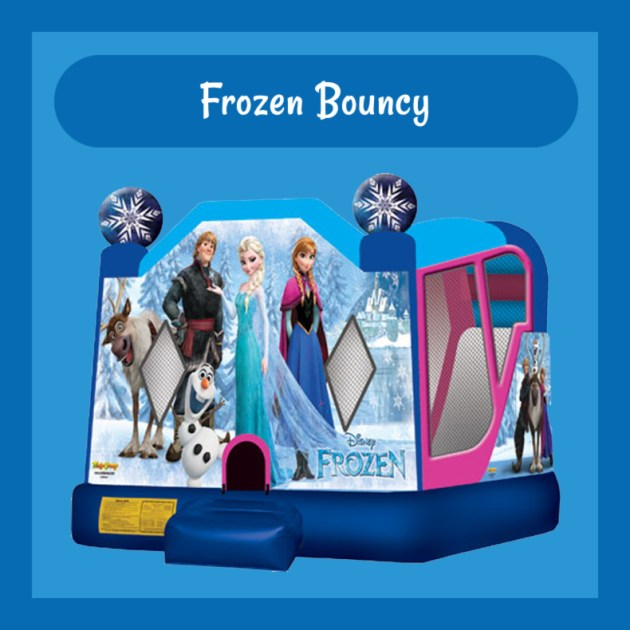Frozen Bouncy