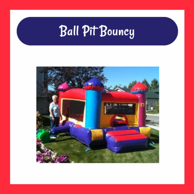 Ball Pit Bouncy