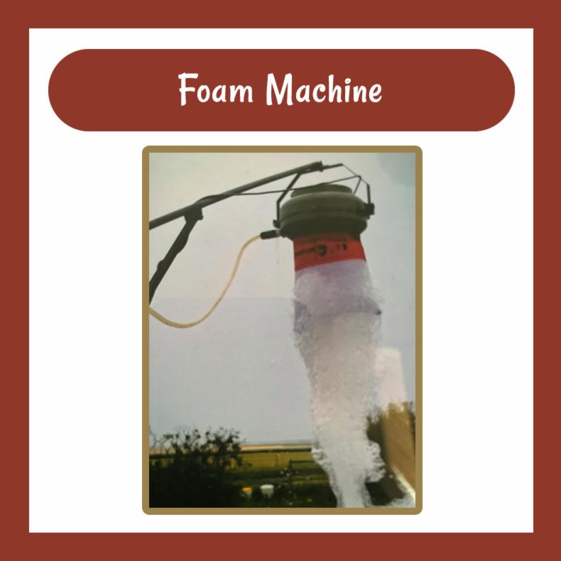 Foam Machine