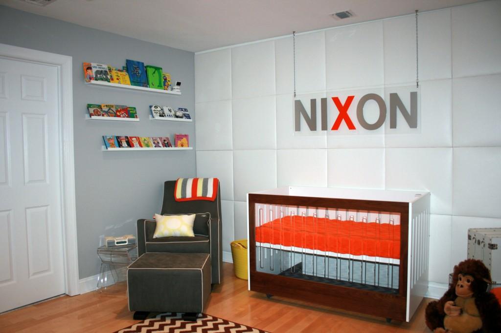 6 Tips For A Modern Nursery