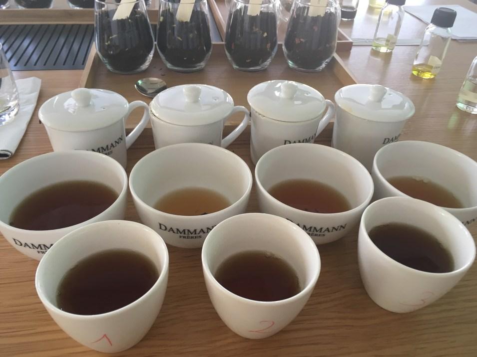 Mes trois essais de thé parfumé - ©Chloé Chateau