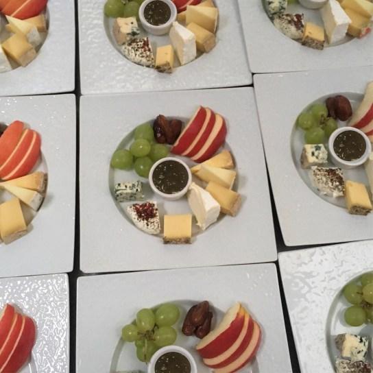 La dernière dégustation d'accords thé-fromage au Tearoom à Tours - ©Chloé Chateau
