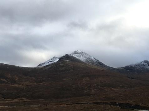 Leaving the Isle of Skye