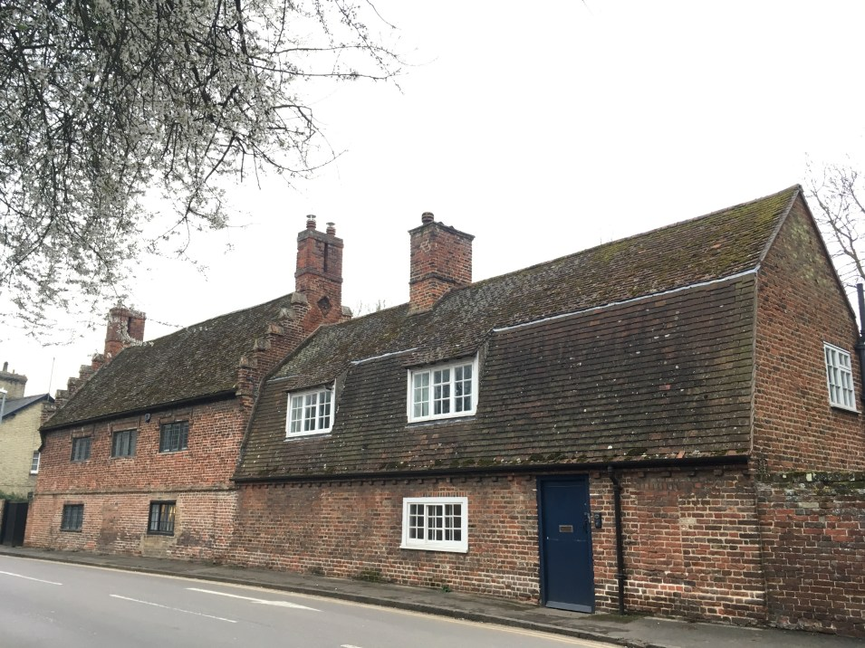Houses in Grantchester