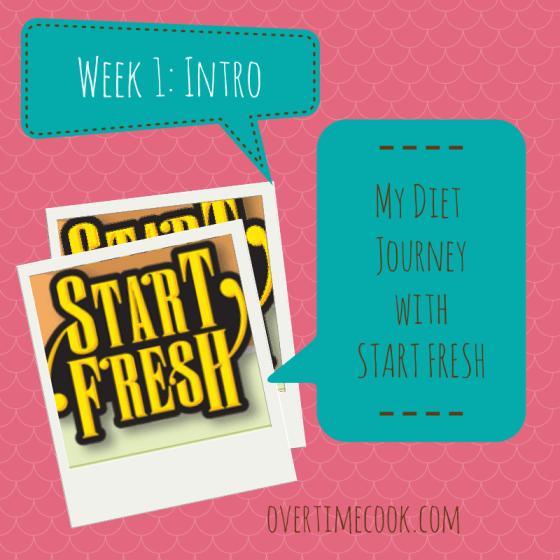 Start Fresh - Week 1