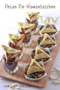 Pecan Pie Hamantashen