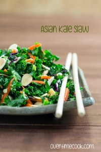 Asian Kale Slaw