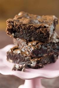 Fudgy Mocha Brownies