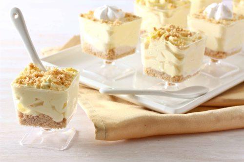 lemon cheesecake mousse 3