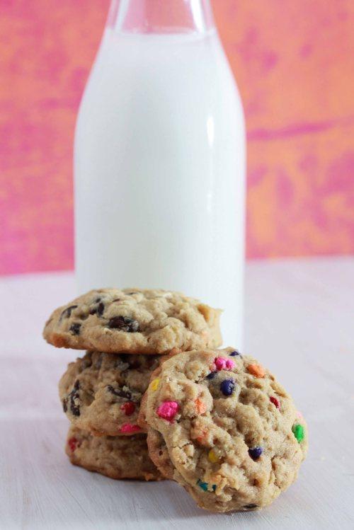 Oatmeal Peanut Butter Cookies 2