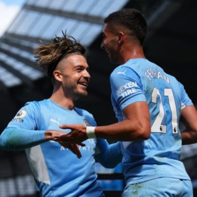 Another 3 points and back-to-back 5-goal games for CIty!