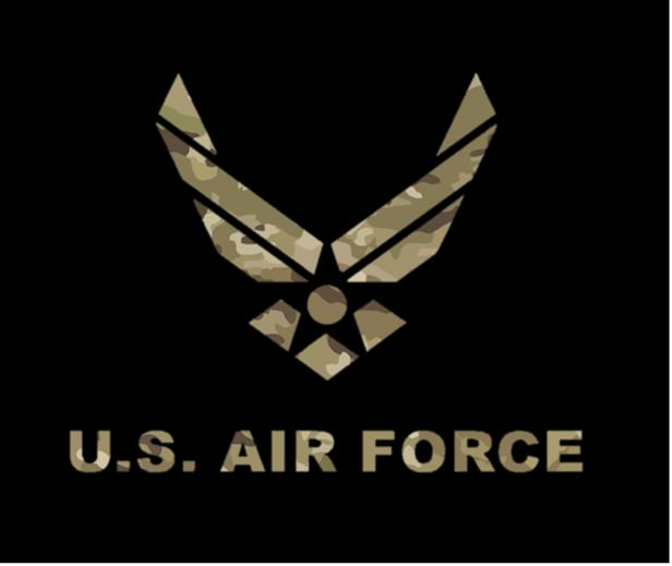 Air Force Symbol Overwatch Designs