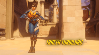 Visual Tracer Turbilhão