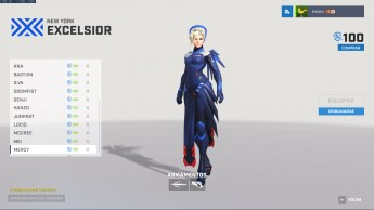 Mercy - New York Excelsior