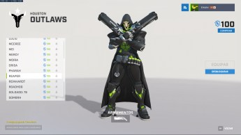 Reaper - Houston Outlaws