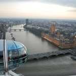 Travel Photography – The London Eye