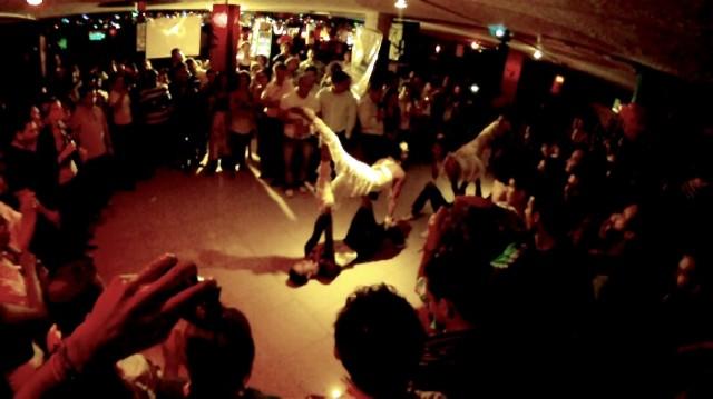 Professional Salsa Dancing