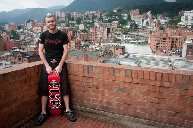 skateboarding travel
