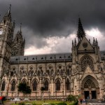 Photo Friday: HDR – The Basilica in Quito, Ecuador