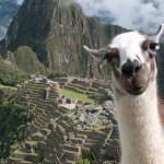 Embracing Cliche in Machu Picchu