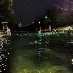 Hometown Tourism: Barton Springs Full Moon Swim