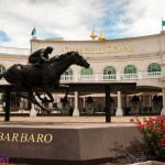 Taking Our Chances at Churchill Downs