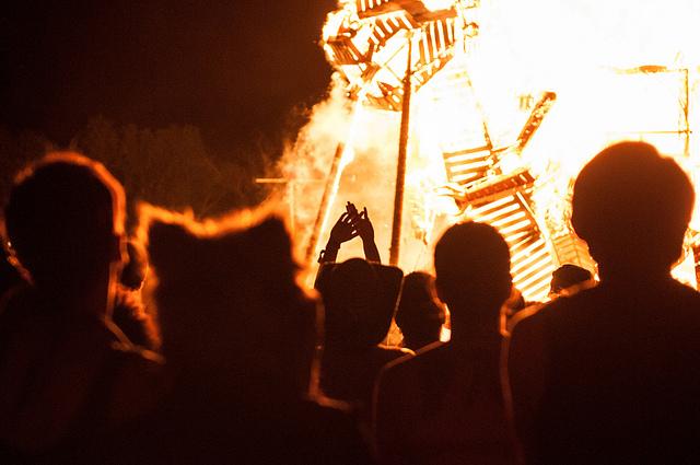 Flipside Regional Burning Man Event