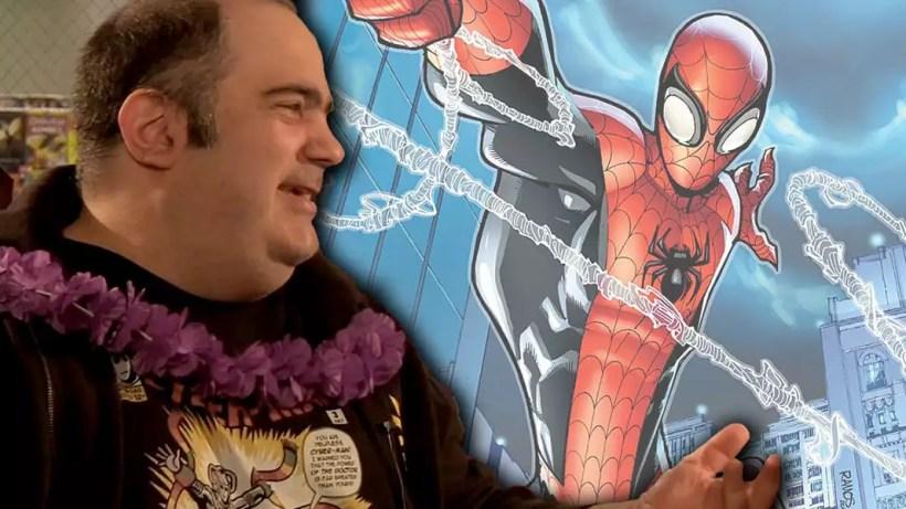 Dan Slott e o Homem-Aranha: uma longa relação.