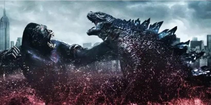 Resultado de imagem para Godzilla VS Kong 2020