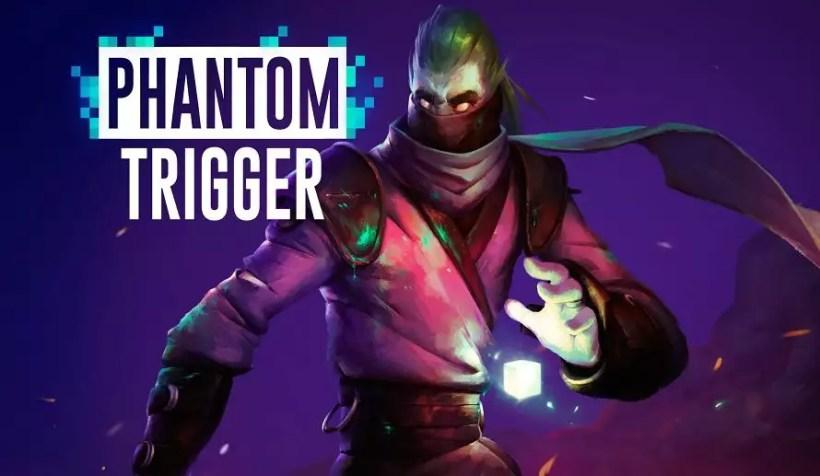 Resultado de imagem para phantom trigger