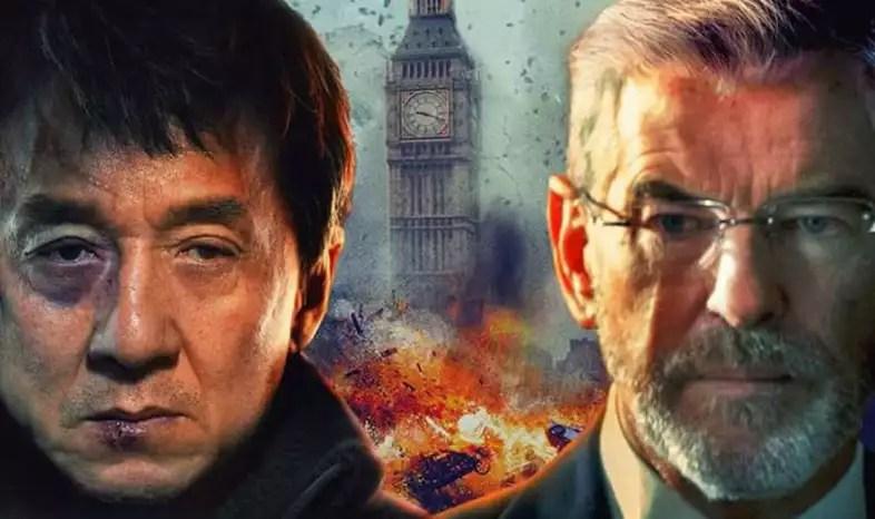Jackie Chan busca vingança e justiça em O Estrangeiro.
