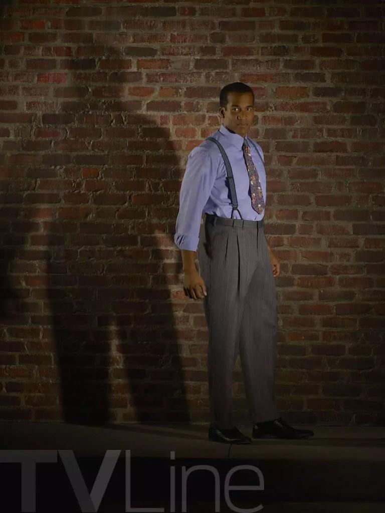 """MARVEL'S AGENT CARTER - ABC's """"Marvel's Agent Carter"""" stars Reggie Austin as Dr. Jason Wilkes. (ABC/Bob D'Amico)"""