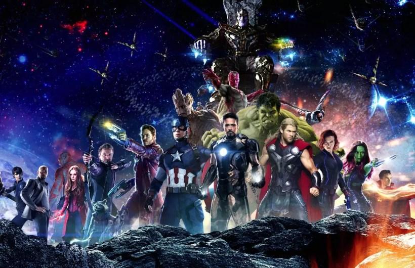 Resultado de imagem para Vingadores: Guerra Infinita