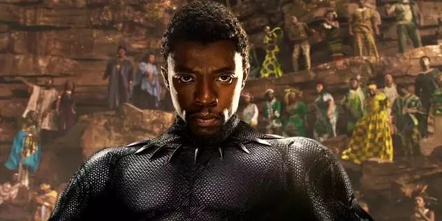 Resultado de imagem para pantera negra trailer