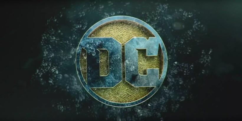 Resultado de imagem para Aquaman filme / DC logo