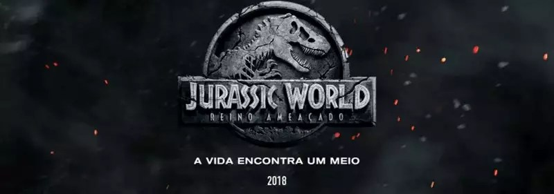 Filme - Jurrasic World: Reino Ameaçado