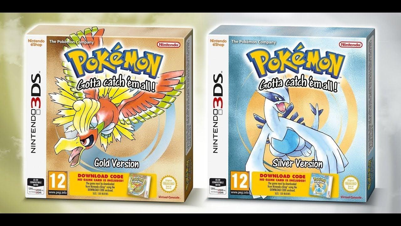 Pokemon gold or silver
