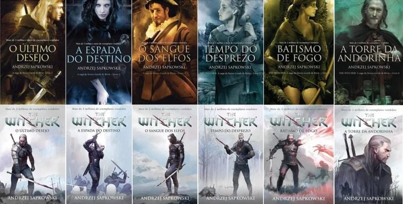 the-witcher-livros