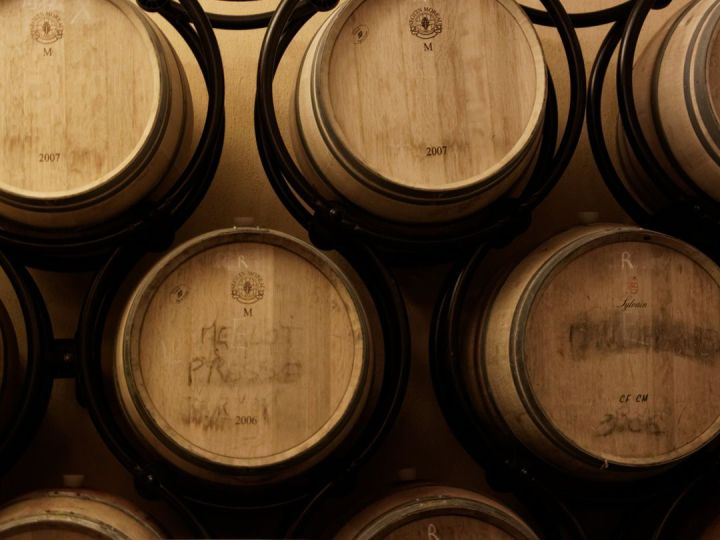 Our oak barrels