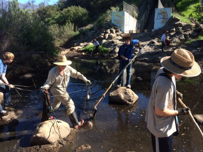 Ventura River Clean-Up