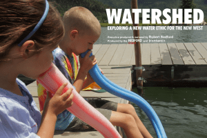All About Ojai: Watershed Film Screening
