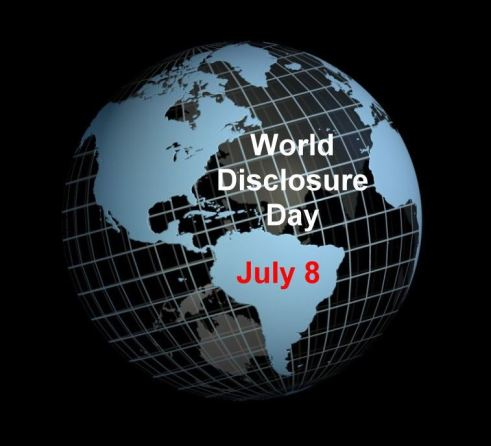 Dia Mundial do Desacobertamento