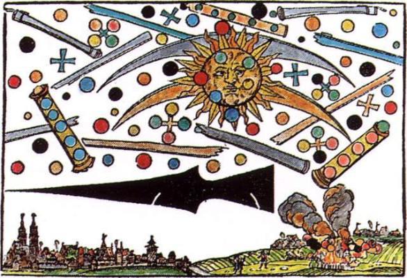 NurembergUFOWoodcut