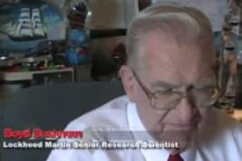 Cientista sênior da Lockheed Martin diz que Bob Lazar trabalhou em engenharia reversa de nave alienigena 1