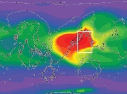 Vida em Marte? Agora há confirmação independente de metano na atmosfera do Planeta Vermelho
