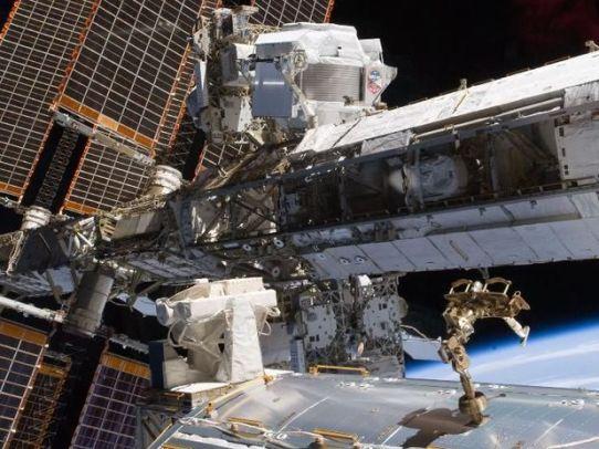A Estação Espacial Internacional está infestada com misteriosas bactérias